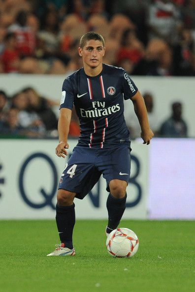 Marco Verratti - Paris Saint-Germain FC   Le veo demasiado futuro