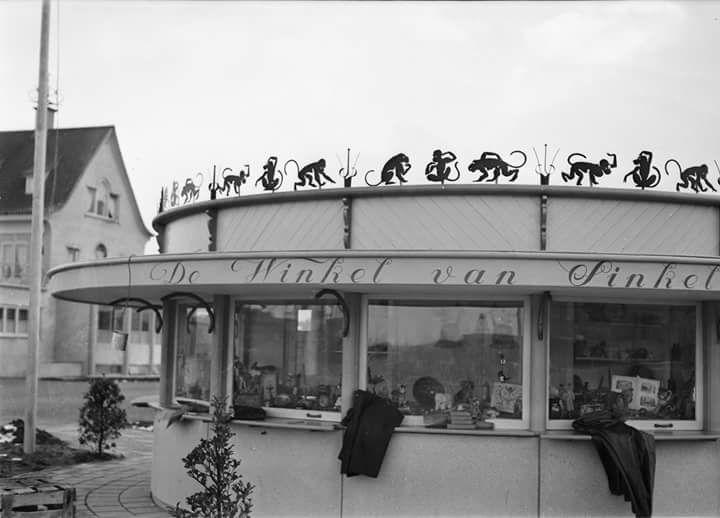 Diergaarde Blijdorp 1940