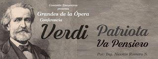 AUG 18 Grandes De La Ópera: Giuseppe Verdi