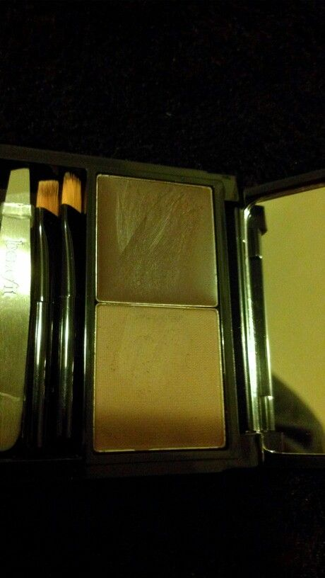 Benefit brow zings in Medium, used once as shown, brushes sanitized & tweezers never used, $25 shipped