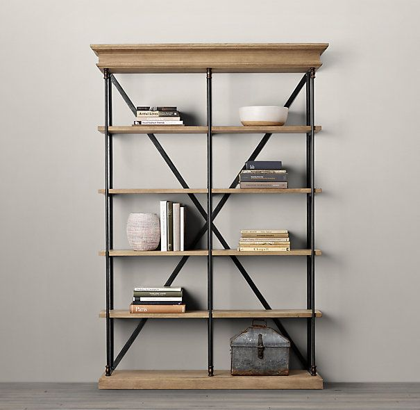 view home rustic willey inch rc bookcase bookcases store rcwilley jsp oak furniture office