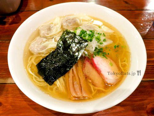 Yakumo Ramen http://www.tokyoeats.jp/yakumo-ramen/ #ramen #ohashi #bargain 850yen