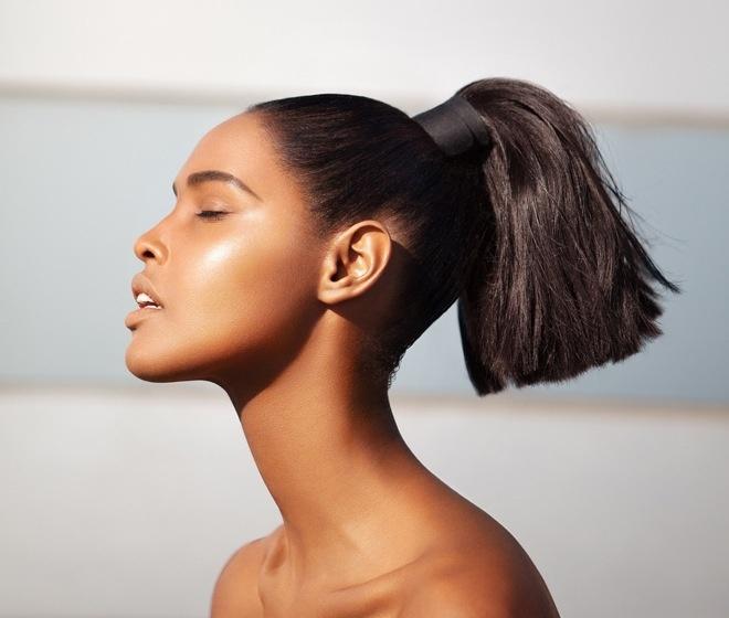 Ubah Hassan@ Women  Photography: Naila Ruechel  Hair: Greg Bitterman  Makeup: Sergey Logvinov