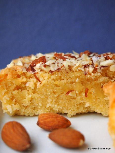 Süß-salzige Geschmacksbombe: Mandel-Brownies mit Fleur de Sel [Buchvorstellung] - Schokohimmel