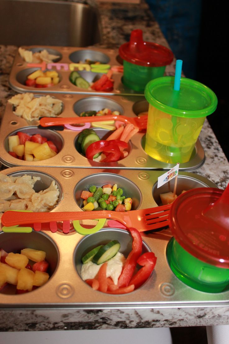 Perfect toddler friendly party meal.