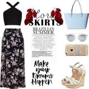 Цветочные юбки - ЛЕТНЯЯ ЖИЗНЬ !!