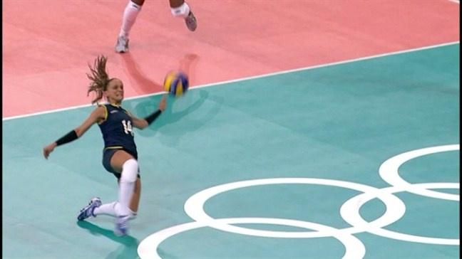 57 best volleyball, women * images on Pinterest