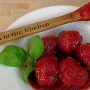Meatballs Napoletane Recipe - Laura in the Kitchen - Internet Cooking Show Starring Laura Vitale