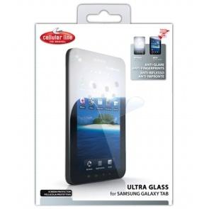 Folie Protectie Cellularline SPULTRAGTAB7500 Anti Glare pentru Samsung Tab 10.1