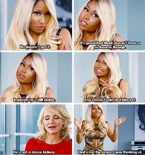 The other woman | Priceless Movie Quotes/Moments ...