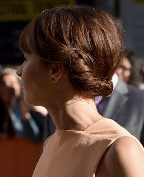 20 penteados das atrizes indicadas ao Oscar para usar em diferentes ocasiões, do parque ao casamento   Chic - Gloria Kalil: Moda, Beleza, Cultura e Comportamento