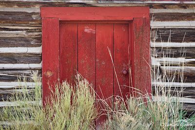 Restauração de Móveis de Época : Portas vermelhas.