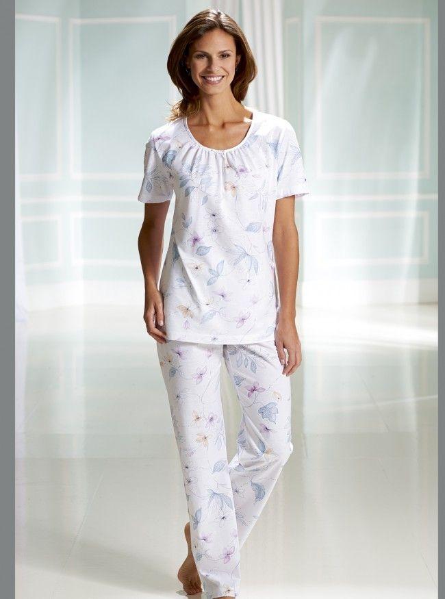 Simply Soft Cotton Jersey Pyjamas by David Nieper davidnieper.co.uk ... dbd9ae8dd