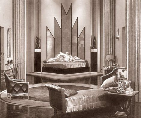 Art Deco An Influential Visual Arts Design Style Which First Appeared In France During The