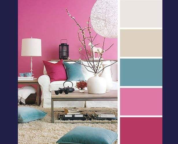 8 best Paduan Warna pada Ruang Tamu images on Pinterest | Color ...