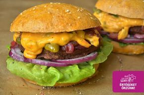 Extra diétás hamburger zsemle recept (paleo, gluténmentes, élesztőmentes, tejmentes) ~ Éhezésmentes Karcsúság Szafival