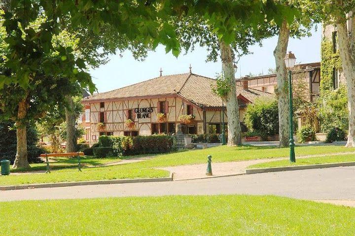 Hôtel Restaurant Georges Blanc,Vonnas.