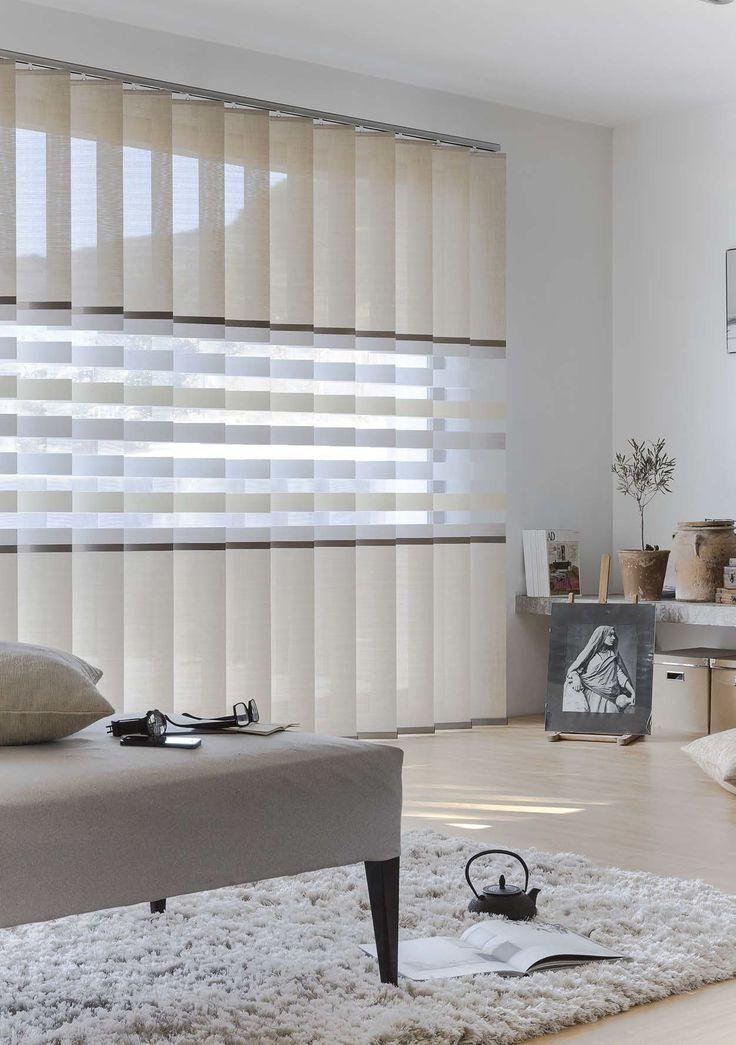 Pin de superdecor cortinas decoraci n en cortinas lamas - Decoracion de persianas ...