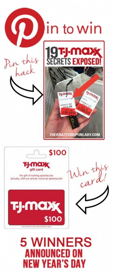 19 Freaking Amazing Ways to Save at T.J.Maxx                 !!!!!!!!!