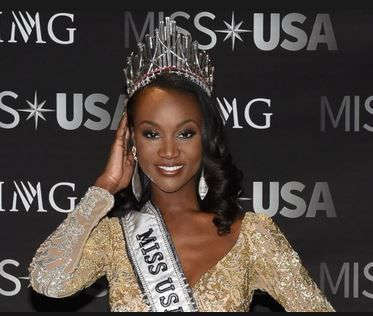 First Military Miss USA Speaks Out for American Veterans - American Veterans Aid News