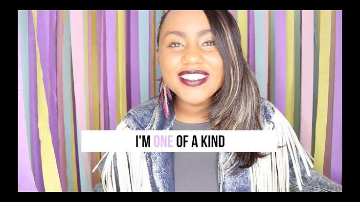Jamie Grace - One Of A Kind (Official Lyric Video) | The lyrics are on the screen <3