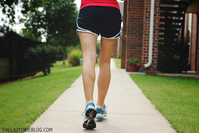 The Lady Okie: How to Start Running | Part 1: Adjusting Your Mind-Set & Setting Expectations