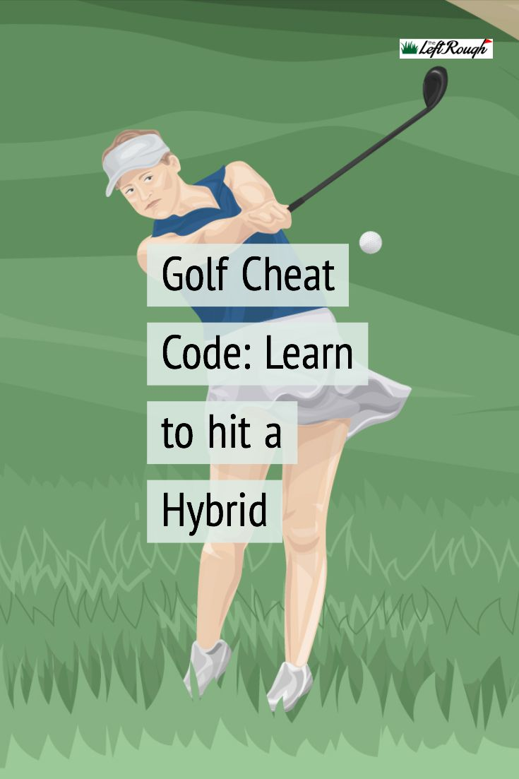 The Ultimate Do Over In Golf Using Your Hybrid To Get Out Of Trouble Here S How Hit Golftips