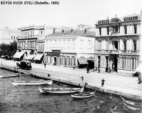 Eski İzmir fotoğrafları..