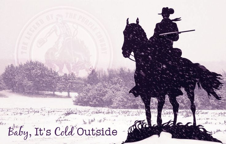 Cold outside? Snuggle up with a glass of Purple Cowboy and good friends! You don't even need to leave the house: