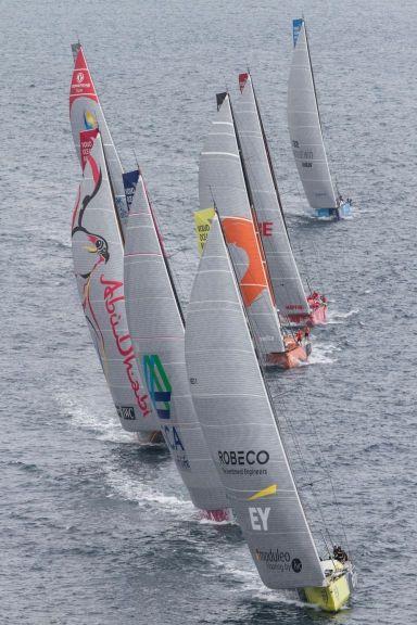 Leg1 Alicante - Cape Town | Volvo Ocean Race 2014-2015