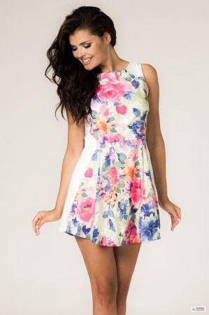 női ruha modell31544 Depare