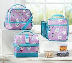 Kids' Lunch Bags, Girls' & Boys' Lunch Bags | Pottery Barn Kids