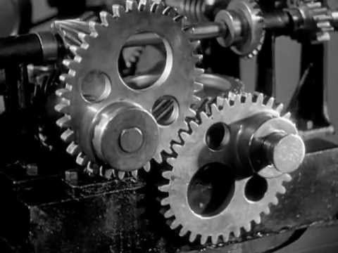 "▶ Car Transmissions & Synchromesh: ""Spinning Levers"" 1936 Chevrolet Auto Mechanics 10min - YouTube"