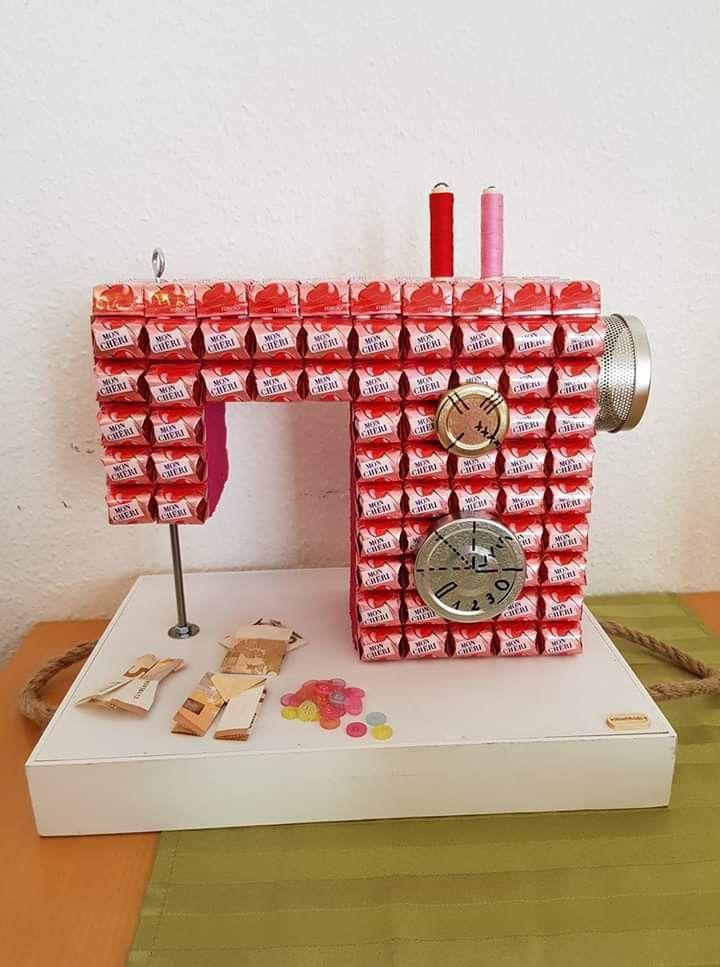 Sewing Machine Selbstgemachte Geschenke Geburtstag
