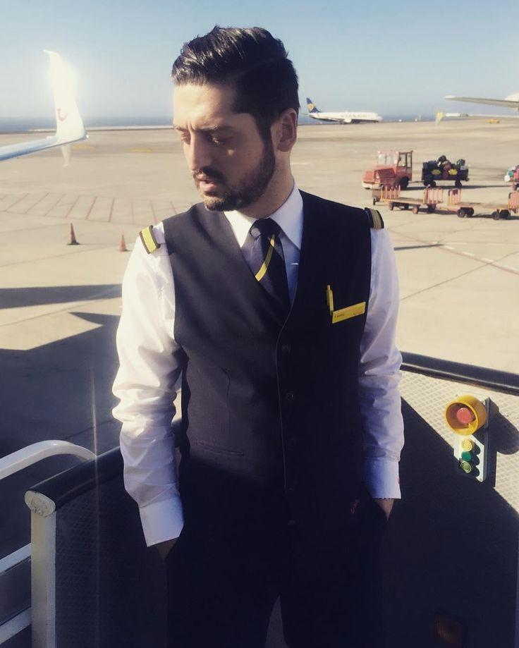 From @flo___engel #crew #crewfie #crewlove #crewlife #crewwithwings #flight #flightcrew #flightattendant #cabincrew #cabincrewlife #spain #tenerife #photooftheday #picoftheday #beardporn #bearded #gay #boy #guy #flyguy #crewiser #flying #airplane #travel #aircrew #pilot #layover #aviation #airhostess #avgeek stewardess steward airlinescrew aircraft airlines crewlifestyle airline flightattendants cabincrewlifestyle cabinattendant plane flightattendantlife