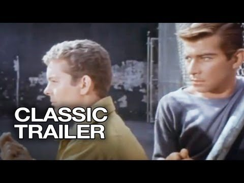 West Side Story Official Trailer #1 - Russ Tamblyn Movie (1961) HD - YouTube