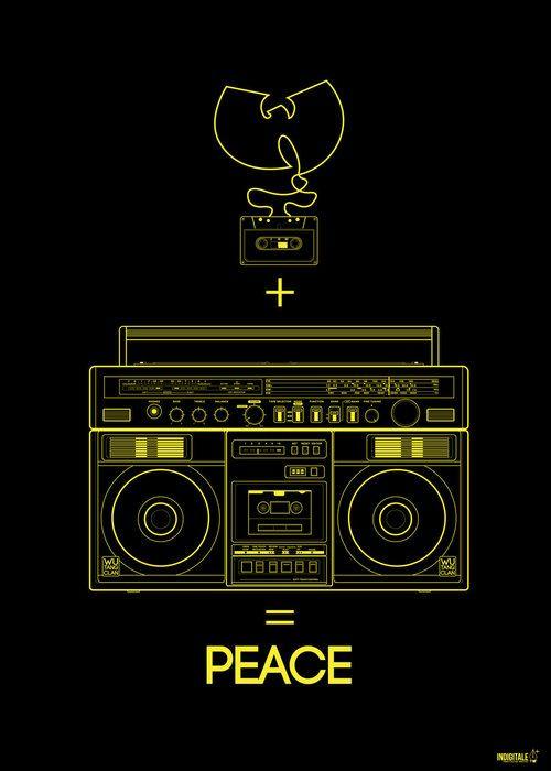 Wu-Tang Clan #peace