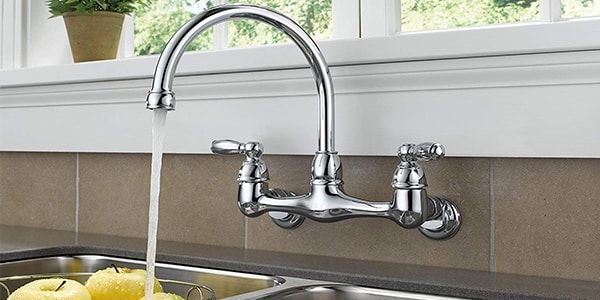 Top 10 Best Wall Mount Kitchen Faucets 2020 Reviews Guides