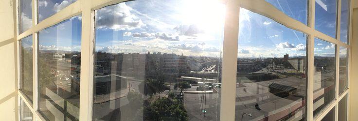 Vista Bogotá Colombia localidad de chapinero, @gflowrian
