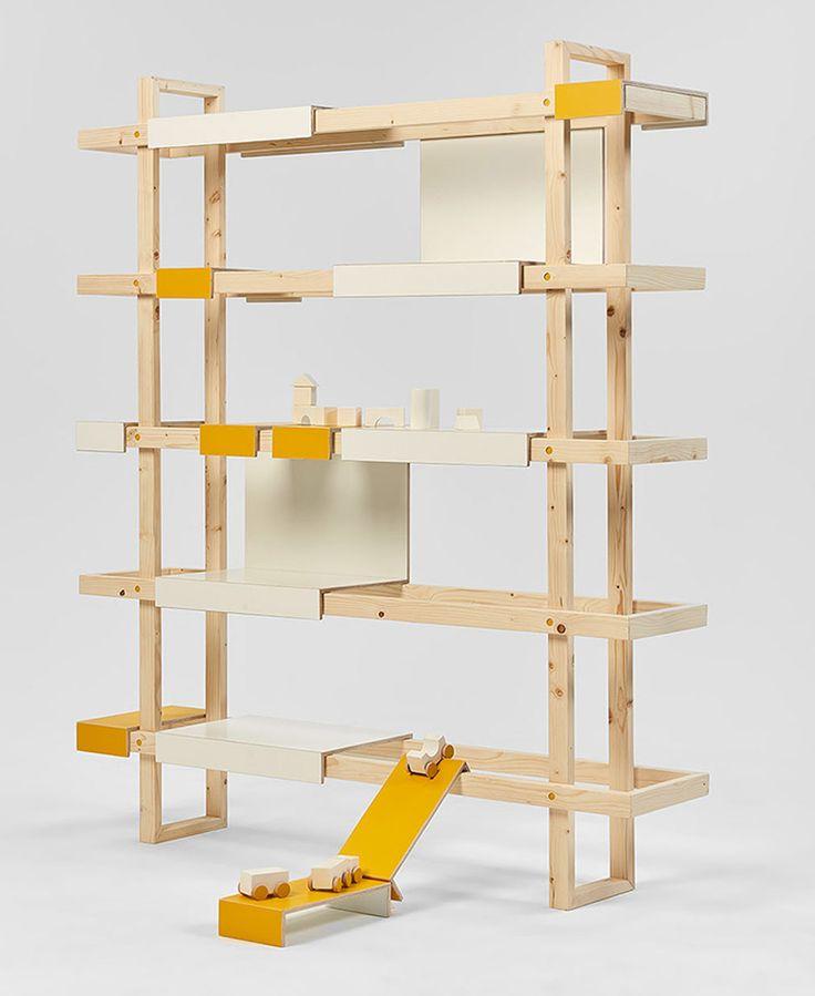 German students design children s furniture to encourage play. Best 25  Children furniture ideas on Pinterest   Kids furniture