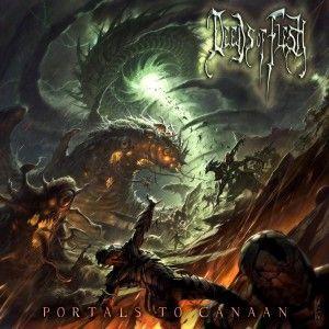 DEEDS OF FLESH - Portals To Canaan (2013) | Putridzone - Only brutal