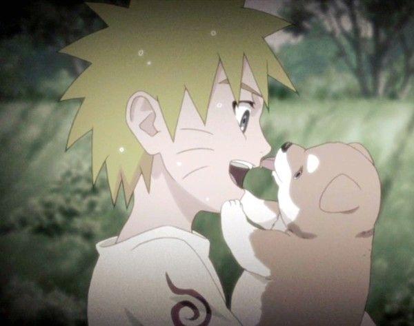 This cuteness!!!!! •Naruto•