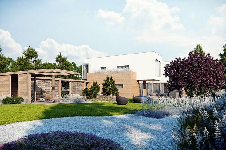 Inspirujące pomysły na ogród. Luksusowe dekoracje ogrodu. Oryginalne ozdoby przestrzeni wokół domu. Designerskie dekoracje ogrodu, tarasu i balkonu.