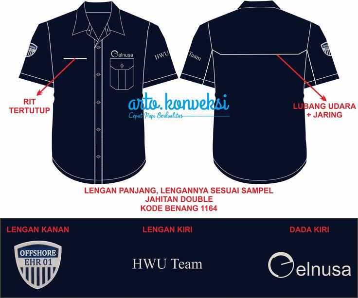 Sekarang lagi trend juga desain baju yang mirip baju Net ...