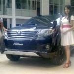 Berita Mobil Terbaru | Launcing Toyota Gren New Fortuner VN Turbo