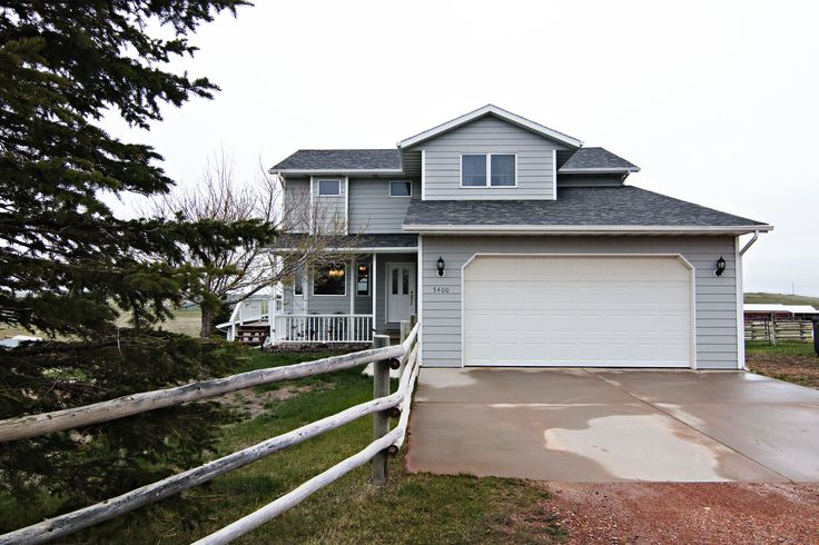 Gillette, WY home for sale! 5400 Stone Trail Ave - 4 bd, 3 full ba, 2 half ba, 3946 sqft. Desirable country home. Situated on 20+ acres. 30x60 shop/barn. Call Summer Robertson at Team Properties Group for your showing 307.685.8177