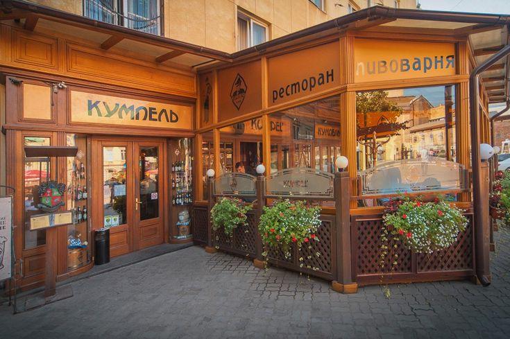 Restauracje we Lwowie, czyli gdzie zjeść w ciekawych miejscach | Zależna w podróży | Posmakuj świata