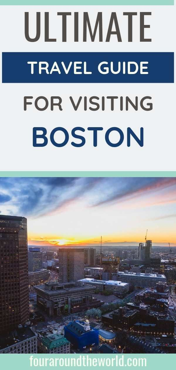 The Ultimate 2 Day Boston Itinerary Boston Travel Guide Summer