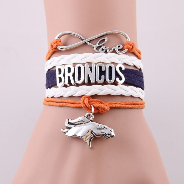 Exclusive deal on infinity love Den... Take a look!   http://www.maxi-deals.com/products/infinity-love-denver-broncos-football-charm-bracelets?utm_campaign=social_autopilot&utm_source=pin&utm_medium=pin