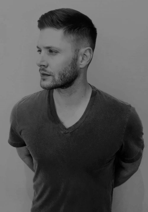 Best 25 dean winchester haircut ideas on pinterest jensen annastayce that moment when you get to cut jensen ackles hair thanks for stopping in today and trusting me with your mane urmus Choice Image